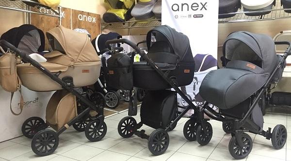 Anex-Shop. 76 subscribers. Subscribe · Обзор детской коляски Anex Cross ... 22b022d4255e7