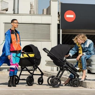 Детская коляска Anex Quant 3 в 1 (с креслом Anex)